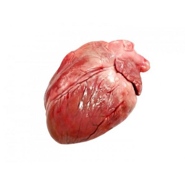 Serca wieprzowe