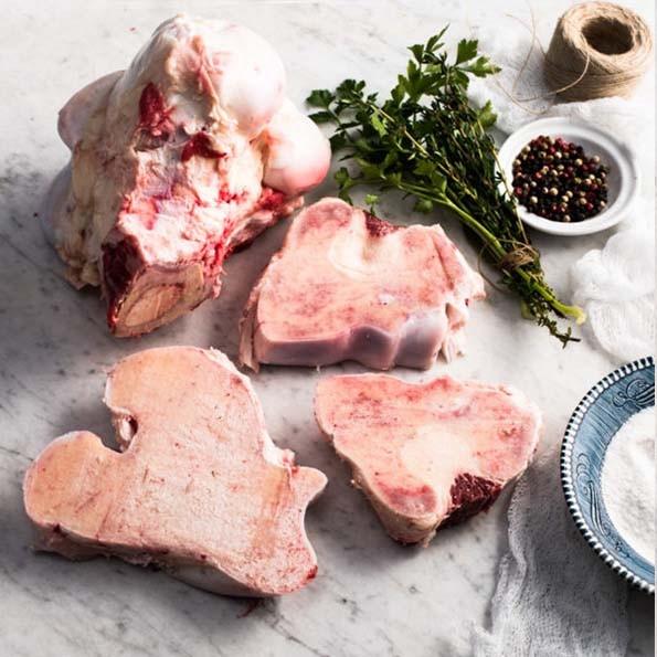 Kości wołowe rosołowe
