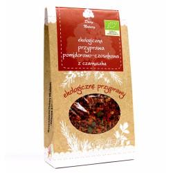 Przyprawa pomidorowo-czosnkowa z czarnuszką EKO 40g