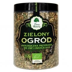Zielony Ogród – ekologiczna przyprawa do zup i innych dań 150g