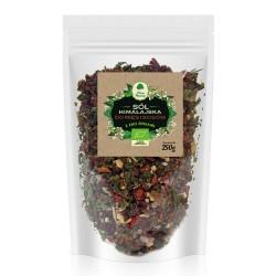 Sól himalajska z EKO ziołami do mięs i sosów - uzupełniacz 250g