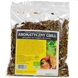 """Posypka na węgiel drzewny """"Aromatyczny grill"""" EKO 50g"""