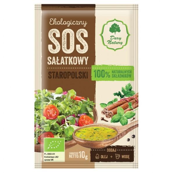 Sos sałatkowy - staropolski EKO 10g