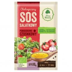 Sos sałatkowy pomidorowo-czosnkowy EKO 10g