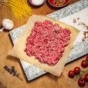 Kark wołowy mielony - burger, spaghetti