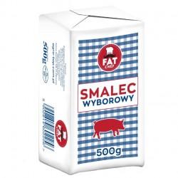 Smalec Wyborowy FAT CHEF 500g