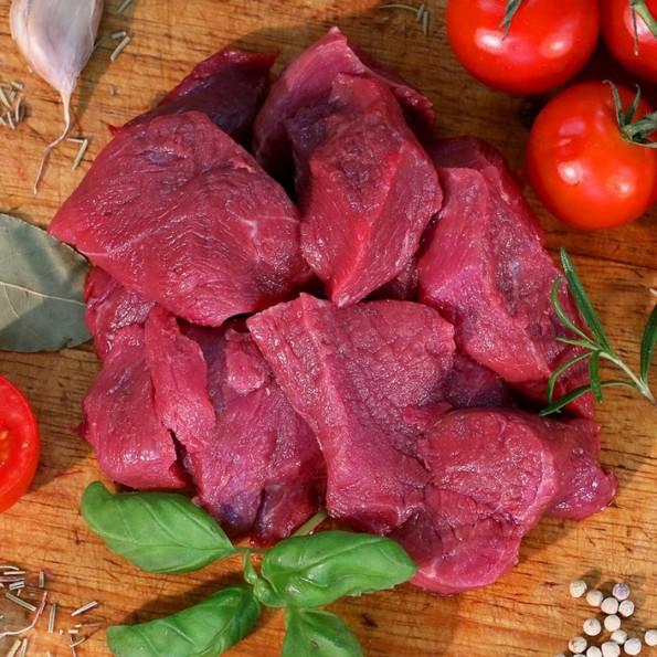 Mięso gulaszowe extra z dzika