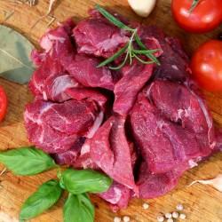 Mięso drobne II z dzika