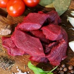 Mięso gulaszowe EXTRA z JELENIA